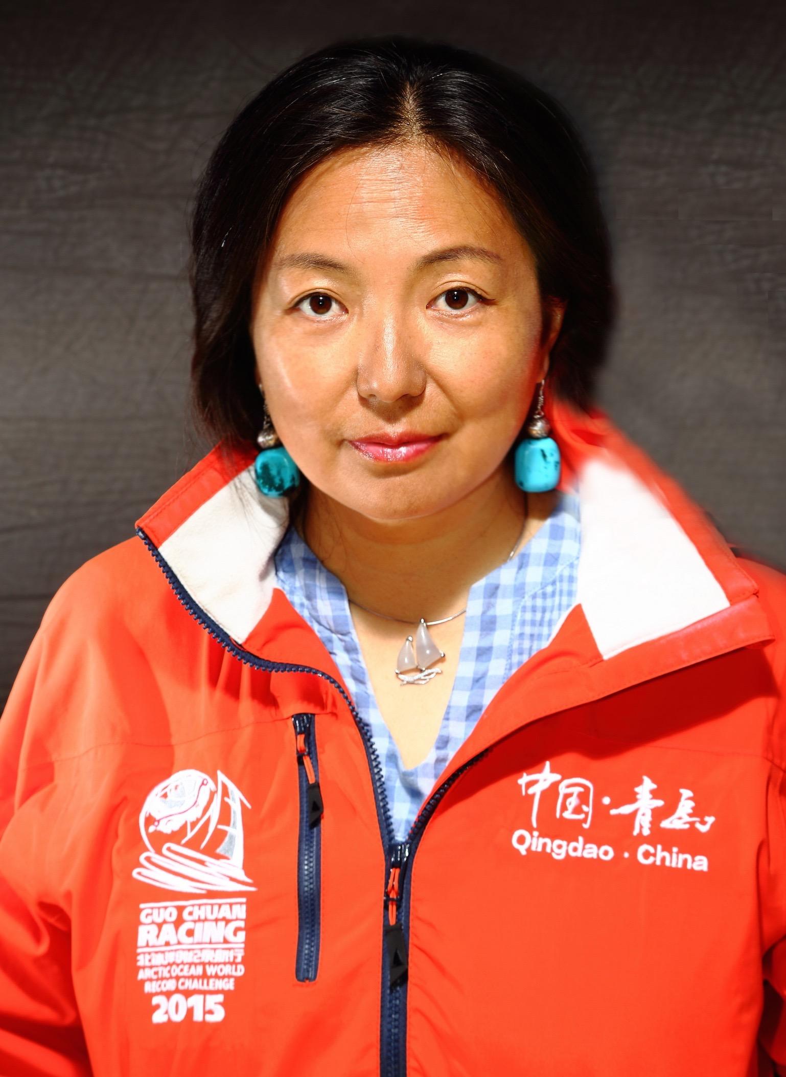 Lingling Liu Yacht Racing Forum